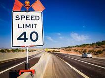 Власти Москвы попросили ввести штрафы за превышение скорости до 20 км/ч