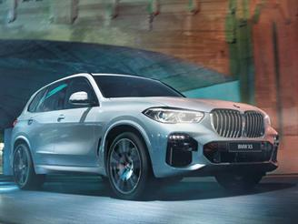 Новый BMW X5 – снова лучший!