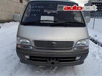 Toyota HiAce 3.0 TD 4WD