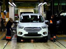 Ford выпустил в России 75-тысячный кроссовер Kuga