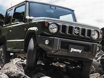 Новый Suzuki Jimny приедет в Россию во второй половине этого года