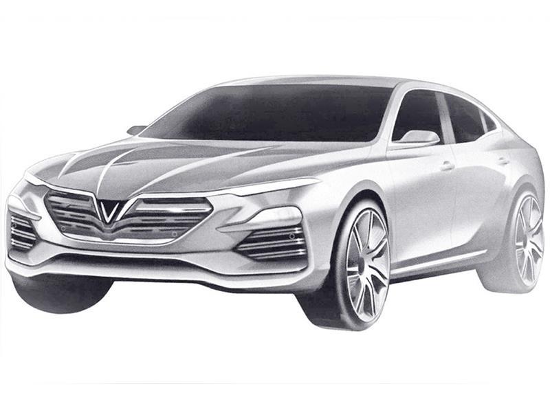 Вьетнамская компания VinFast привезет в РФ седан икроссовер