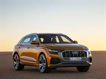 Audi наладит производство Q8 в России