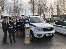 УАЗ обновил полицейский «Патриот»