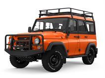 В России поступил в продажу экспедиционный УАЗ «Хантер»