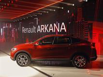 Россияне раскупили первую партию Renault Arkana за три часа