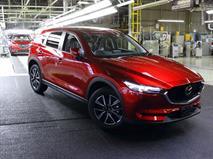 Mazda отзовет в России две модели