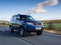 УАЗ установит на «Патриот» с автоматом модернизированный двигатель