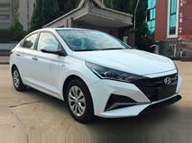 Радикально обновленный Hyundai Solaris рассекретили в Сети, фото 1