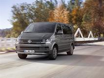 Volkswagen отзовет в России 2,5 тысячи Multivan