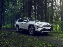 Российское производство Toyota RAV4 завершится в октябре