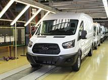 Ford Sollers наладил выпуск обновленного Transit