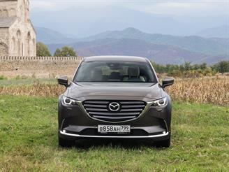 Кроссоверы Mazda CX-9 попали под отзыв в России