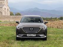 Кроссоверы Mazda CX-9 попали под отзыв в России, фото 1