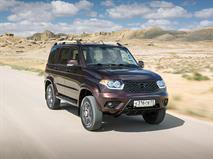 УАЗ начал продажи «Патриота» с автоматом