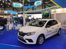 Renault представила в России двухтопливный Logan