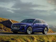 Audi увеличила запас хода кроссоверу e-tron, фото 1