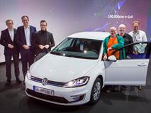 Volkswagen продал 100 000 e-Golf, фото 1
