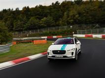 Jaguar I-Pace сможет уехать дальше на той же батарее, фото 1