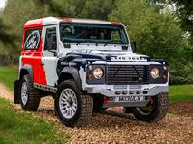 Jaguar Land Rover приобрел Bowler