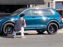 Volkswagen готовит обновление Tiguan