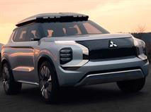 В России будут выпускать новый Mitsubishi Outlander на платформе Nissan