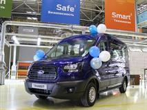 Ford выпустил в России 80-тысячный Transit