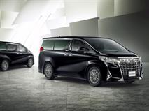 Toyota Alphard попала под отзыв в России