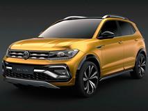 У Volkswagen появился еще один компактный кроссовер, фото 1