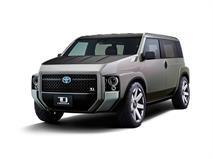 «Внедорожный фургон» Toyota TJ Cruiser все-таки станет серийным