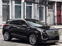 Cadillac XT5 попал под отзыв в России