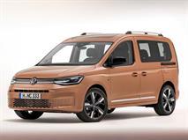 Volkswagen представил новый Caddy