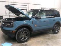 Новый Ford Bronco Sport получит агрессивную внешность, фото 1