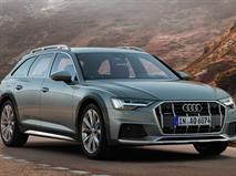 Новые Audi A6 Avant и A6 allroad quattro сертифицировали в России