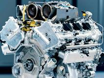 Aston Martin рассказал о новом двигателе V6