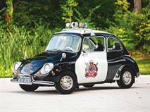 Полицейскую Subaru 360 пустят с молотка, фото 1