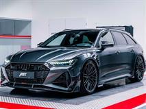В ABT добавили 140 л.с. новому Audi RS 6 Avant, фото 1