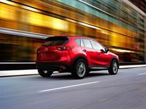 В России отзовут больше 9 000 Mazda CX-5