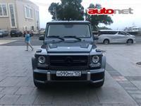 Mercedes-Benz G 500 Lang 4MATIC