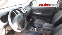 Toyota Hilux Double Cab 2.5 D-4D 4WD