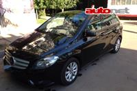 Mercedes-Benz B 200 BlueEFFICIENCY