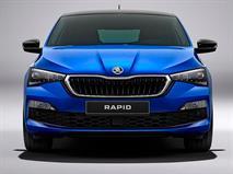 Skoda начнет продажи нового Rapid после праздников, фото 1