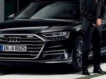 В России дебютировал бронированный Audi A8, фото 1