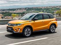 В России продали 20-тысячный Suzuki Vitara