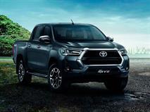 Toyota Hilux пережил рестайлинг