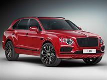 Производство Bentley Bentayga перевалило за 20 тысяч единиц
