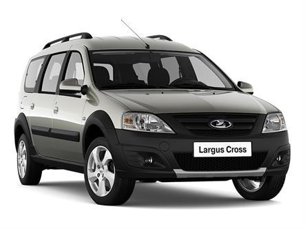 Lada Largus Cross получит версию Quest
