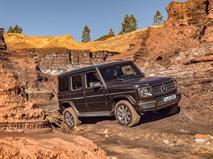 Mercedes сделает «Гелендеваген» 2,0-литровым
