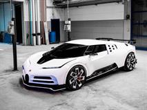 Криштиану Роналду купил еще один Bugatti – очень редкий