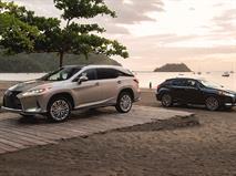 Lexus RX  с гибридной силовой установкой превысил отметку в 475 000 проданных автомобилей во всем мире за 15 лет   , фото 2